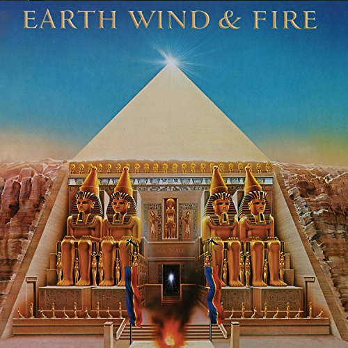 All N All (180 Gram Translucent Gold Audiophile Vinyl/40th Anniversary Limited Edition/Gatefold Cover & Poster) (Earth Wind And Fire Greatest Hits Vinyl)