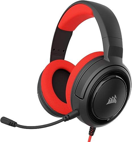Corsair HS35 - Auriculares Stereo para Juegos (Membrana Neodimio ...