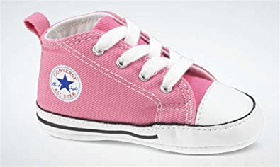 20e1f2039afd Converse First Star Crib Shoes - Pink - UK 4