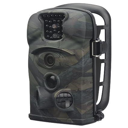 12 Mp 720P HD cámara de caza Agua Densidad Wild Cámara con detector de movimiento Wild