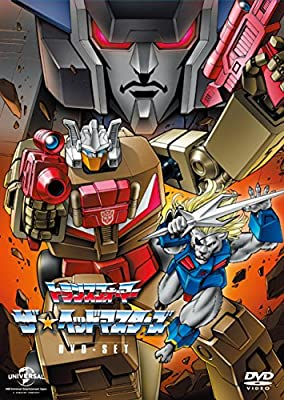Animation - Transformers The Headmasters DVD Set (5DVDS) [Japan DVD] GNBA-5171