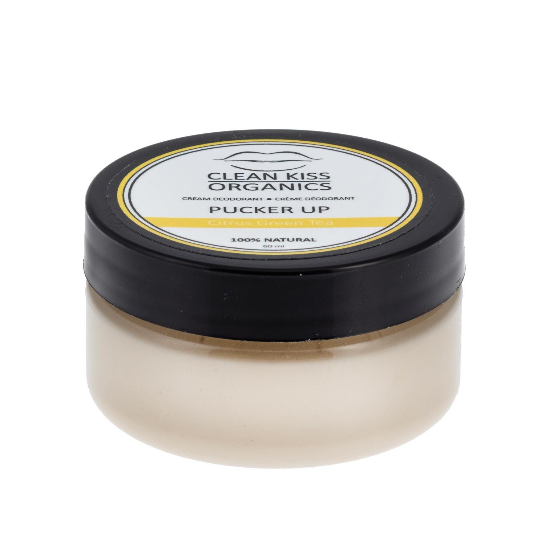 Natural Deodorant Citrus Patchouli