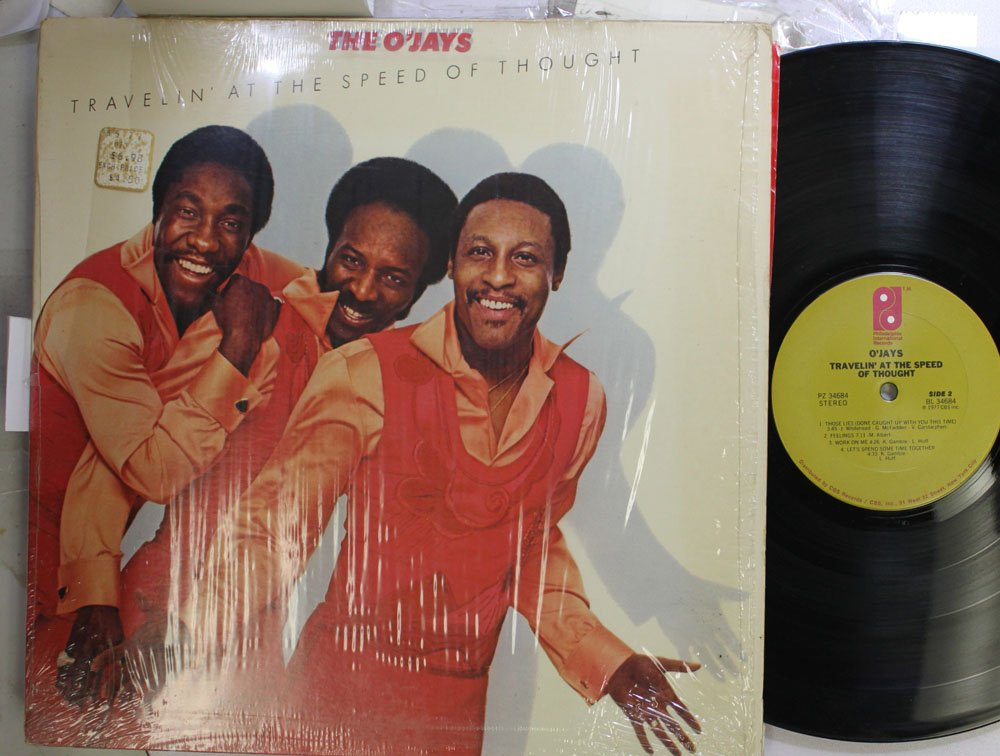 The O'Jays: Travelin' Excellence At of Max 63% OFF Speed the Thought