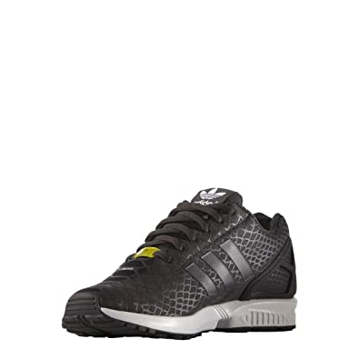 newest 76930 b0fa3 adidas ZX Flux Techfit Shoes - Shadow Black S16-St - 12  Amazon.co.uk   Shoes   Bags