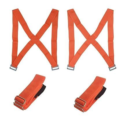 Wgwioo Correa De Elevación del Cinturón De Transporte para 2 Motores, Elevación, Transporte,