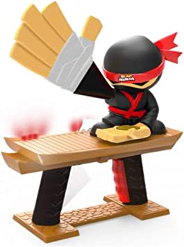 Slap Ninja Game - Electronic Game, Skill and Action Game, Fun Zapping Hand Slap Game, Lightning Fast Reaction, Who is Faster… You Or The Ninja Master, ...