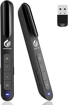 Wireless Presenter PowerPoint Presentation PPT Clicker Pen Remote Control