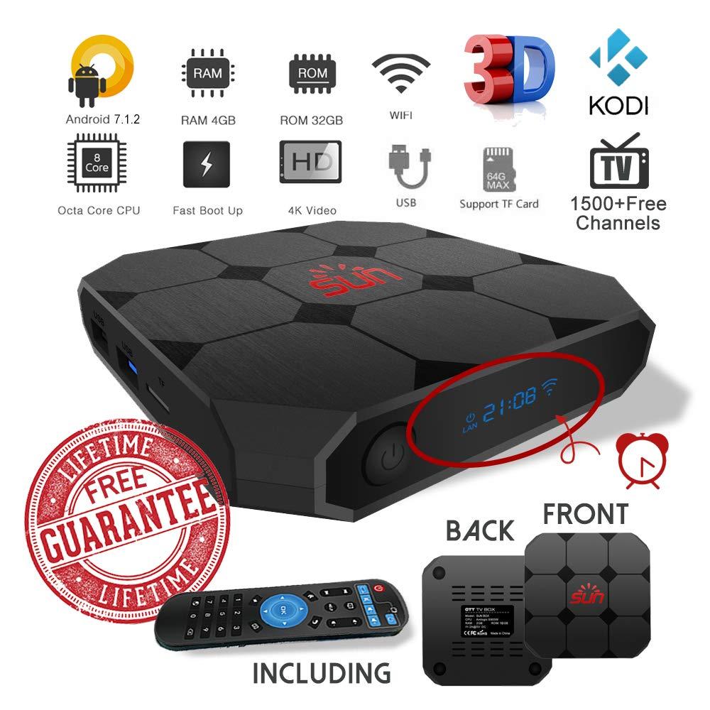 Amazon com: International Live Channels Receiver Box SunTV