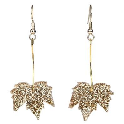 Tatty Devine fallen leaves earrings SfTDJAo