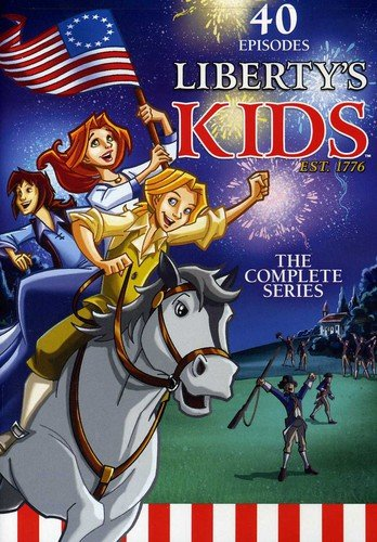Liberty's Kids: The Complete Series (Liberty Set)