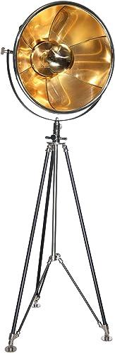 Sagebrook Home 50524-01 Metal 62″ Photographer's Tripod Floor Lamp - the best modern floor lamp for the money