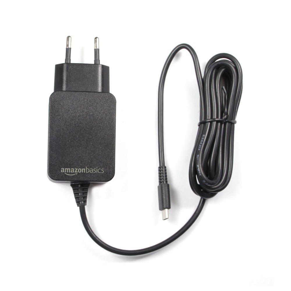 AmazonBasics - Cargador CA de un solo voltaje, para Nintendo...