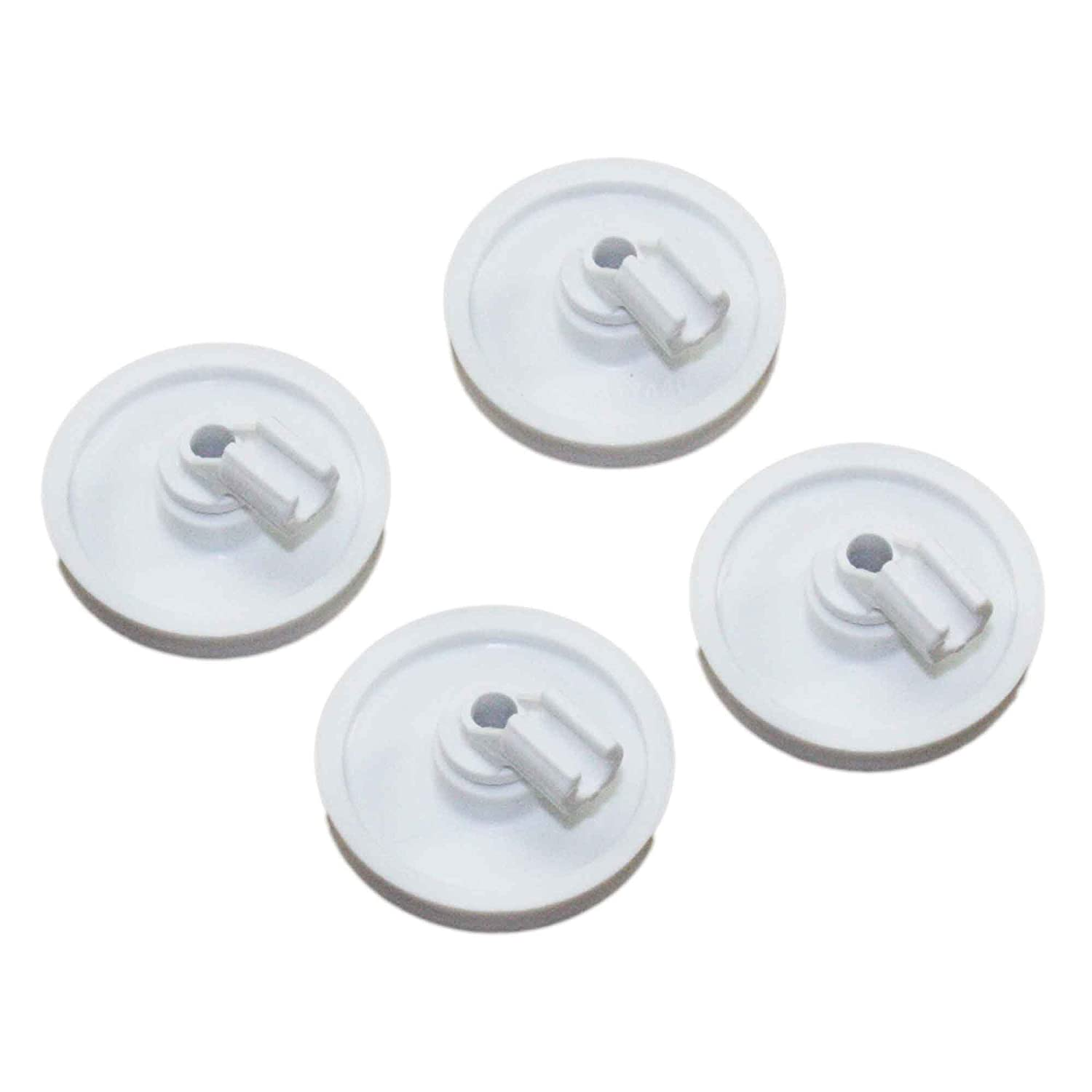 Supplying Demand 154174501 Dishwasher 4 Pack Of Wheels Fits Frigidaire & Kenmore