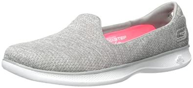 Skechers Performance Women's Go Step Lite-Dynamik Walking Shoe, Gray  Heather, ...