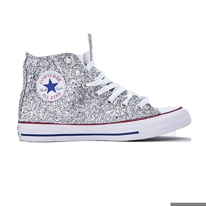 all star argento amazon
