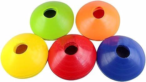 Bigtron Conos de disco para el fútbol, baloncesto y fútbol ...