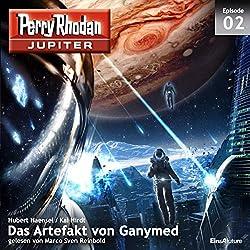 Das Artefakt von Ganymed (Perry Rhodan Jupiter 1.2)