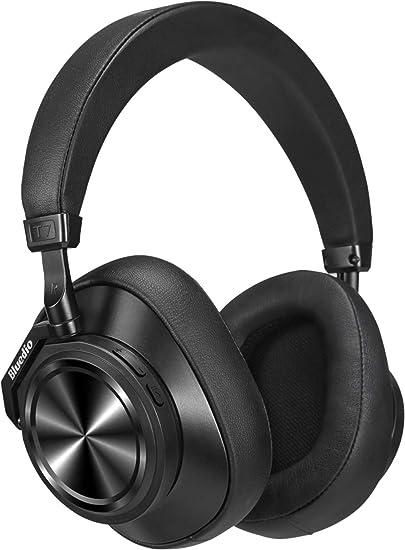 Amazon.com: Bluedio T7 - Auriculares Bluetooth con ...