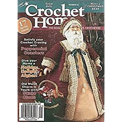 Crochet Home, The Magazine for Creative Crocheters, Number 62, December-January 1998