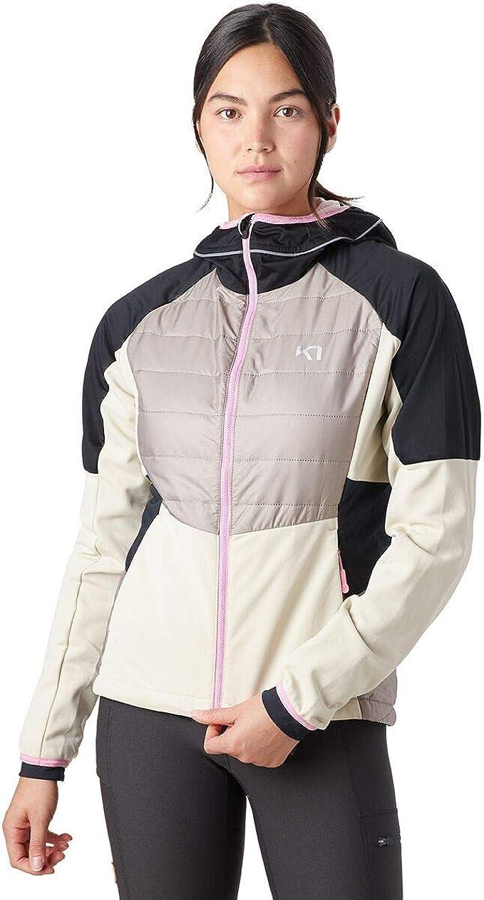 Kari Traa Womens Julie Hooded Jacket Winter Running Jacket