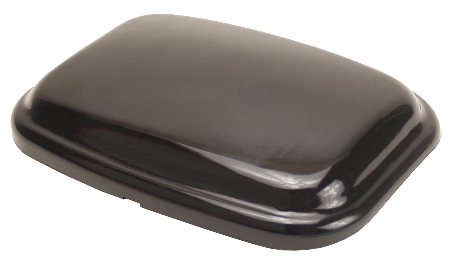 Pacer Performance 25-535 Black Bumper Protector Pad Kit - 2 Piece