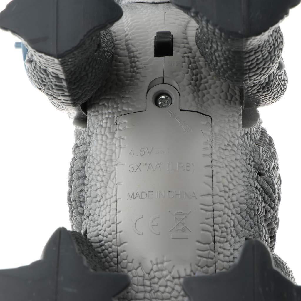 Amazon.com: Triceratops eléctricos realistas de alta ...