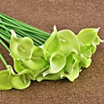 Wuudi-20pcs-Calla-Lily-Bridal-Wedding-Bouquet-head-Latex-Real-Touch-Flower-Bouquets