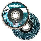 "Metabo 629418000 4.5"" x 7/8"" Flapper Plus Abrasives"