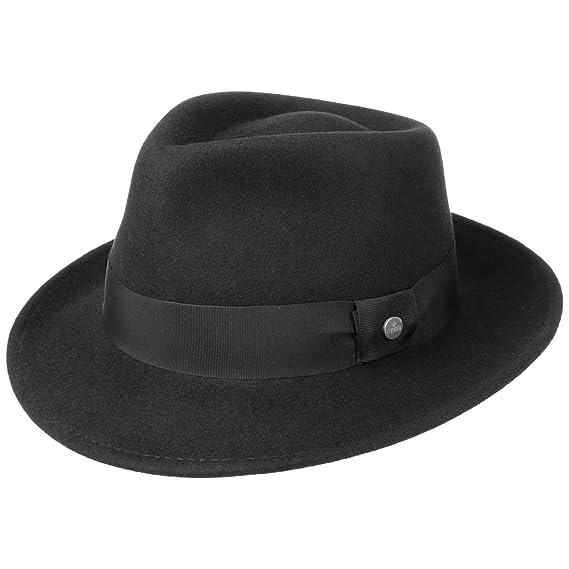 6a497c97860 City Felt Hat Lierys mafia hat men´s hat  Amazon.co.uk  Clothing