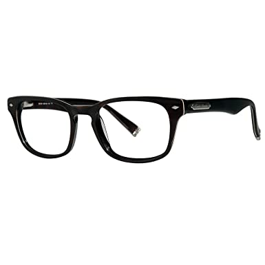 0deb72991742 Image Unavailable. Image not available for. Color  Rectangular Vintage  Metal Frame Eyeglasses ...