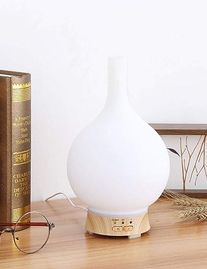Wysm Aceite Esencial Aromaterapia Estufa Dormitorio Mudo Aroma Humidificador Enchufe Purificador de Aire Pulverizador Incienso