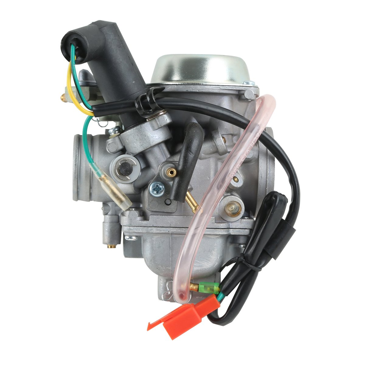 Tengchang W Electric 30mm Carburetor Carb For Cf250cc 1987 Honda Elite Wiring Motorcycle Atv Go Kart Moped Scooter Ch250 1985 1986 1988 Automotive