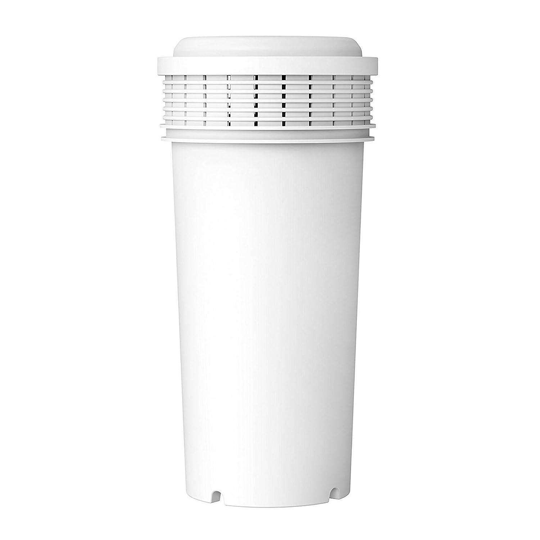 AquaCrest AQK-42371240 Cartuccia filtro acqua di ricambio compatibile con Tommee Tippee Prep sistema (1) EcoPure