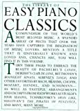 Best Piano Music Books - Library of Easy Piano Classics Review