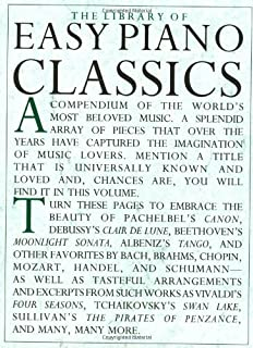 Library of Easy Piano Classics (0825612845) | Amazon Products