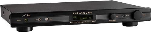 Parasound NewClassic 200 Pre Preamplifier