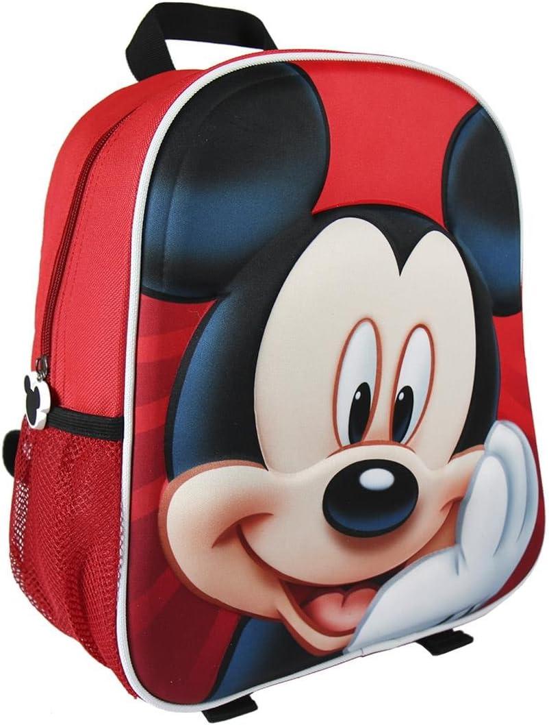 28 cm Multicolore 7 liters Backpack Small Zainetto per bambini Mickey Letters SAMSONITE Disney Ultimate 2.0