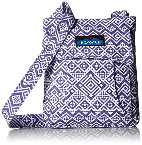 KAVU Mini Keeper Backpack, Purple Quilt, - Kavu Mini Keeper Shopping Results