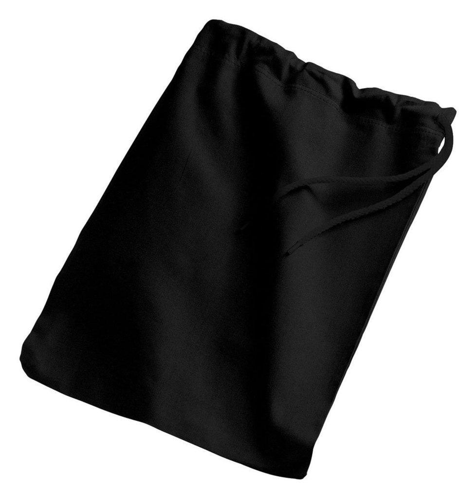 Port /& Company B035 Shoe Bag Black One Size Black B035