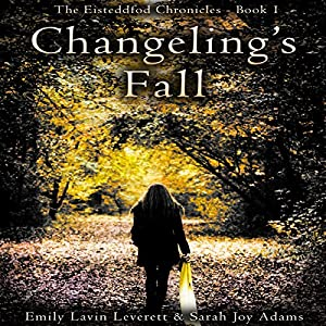Changeling's Fall Audiobook