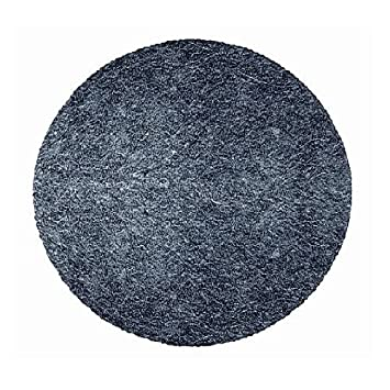 Bosch 2609256054 Feutre à polir pour Ponceuse excentrique Diamètre 125 mm
