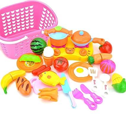 symboat giocattolo bambini 26pcs/set cucina bambino in plastica
