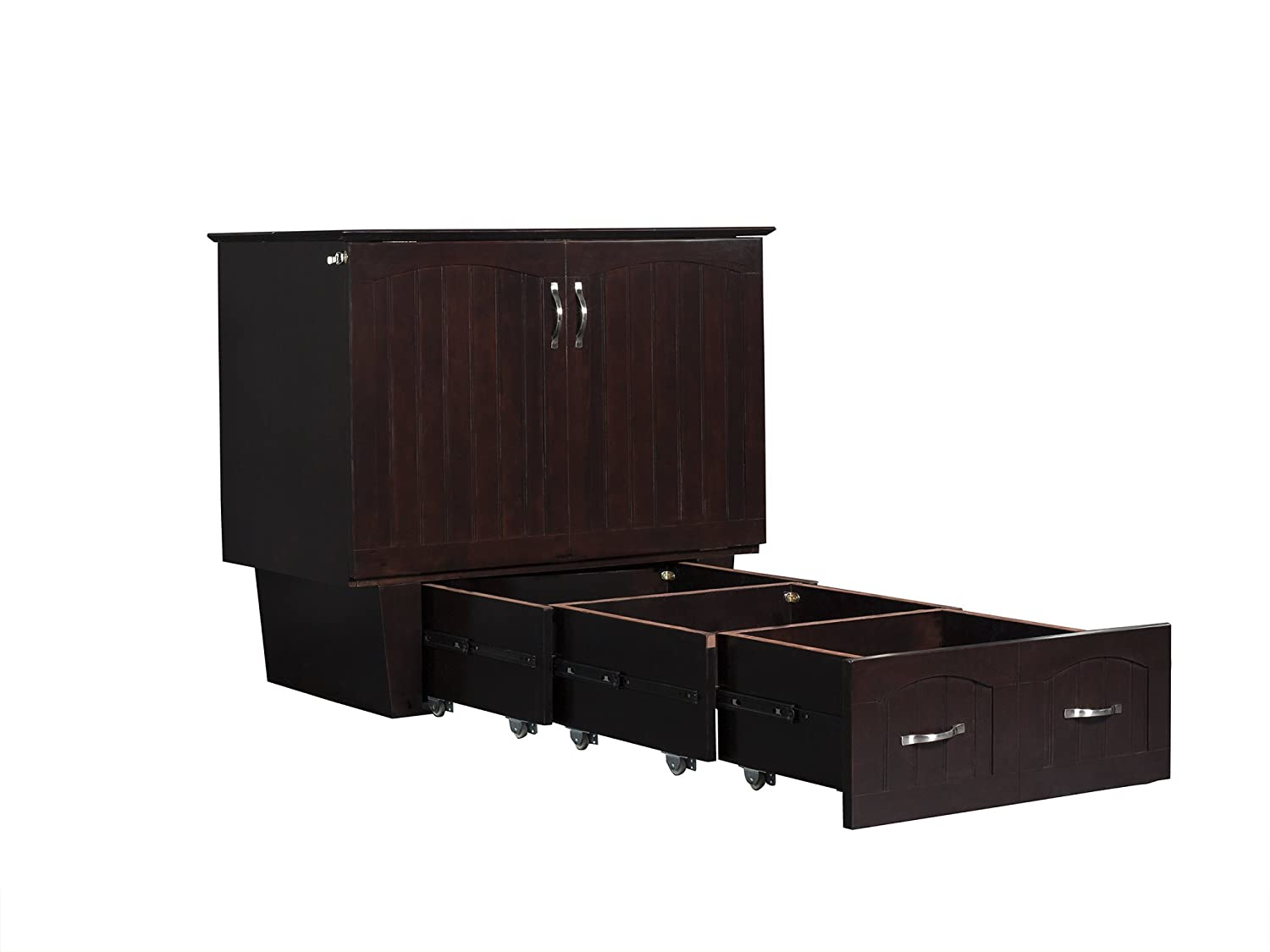 Madison Murphy Bed Chest Twin With Charging Station