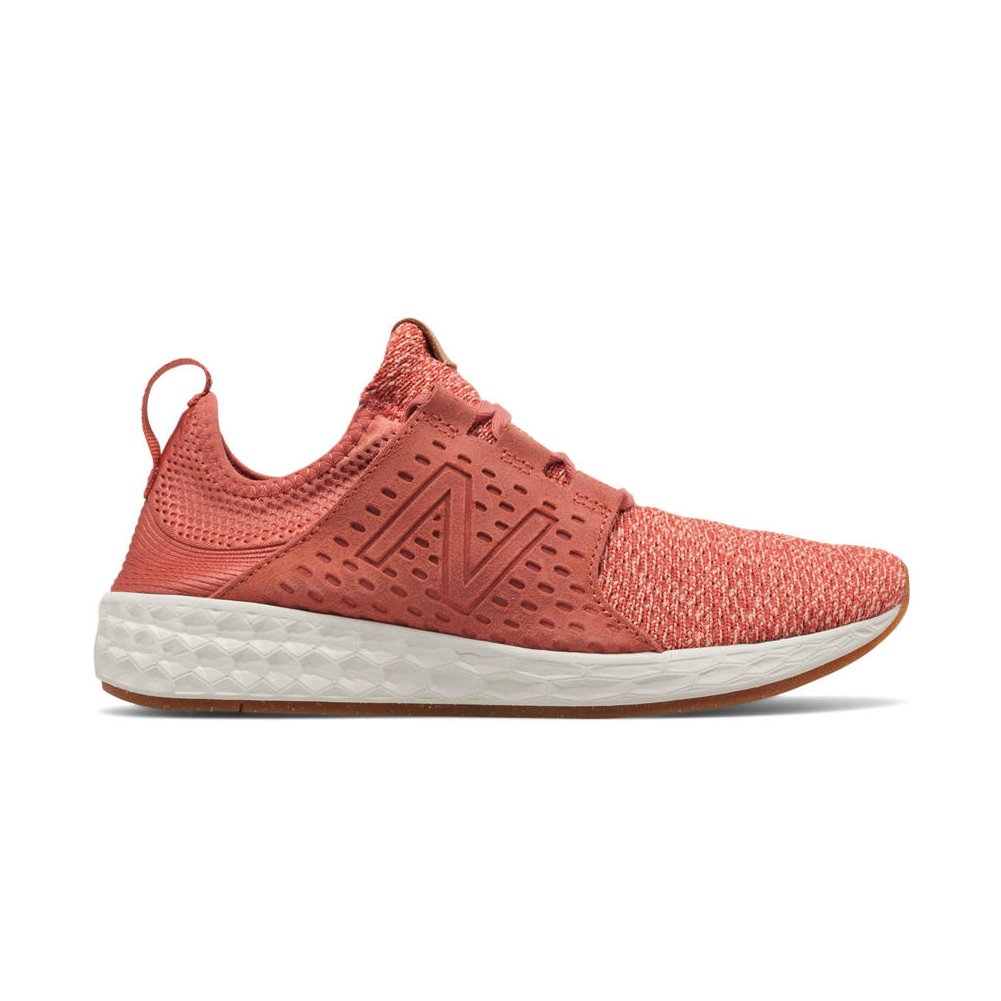 New Balance Women's Fresh Foam Cruz V1 Running Shoe B01MXNYKOQ 11 D US|Copper Rose/Sea Salt/Gum