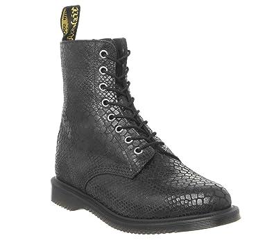 9c12a55935ef Dr. Martens Elsham 8 Eye Boots  Amazon.co.uk  Shoes   Bags