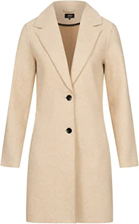 Only Onlcarrie Bonded Coat CC Otw Abrigo para Mujer