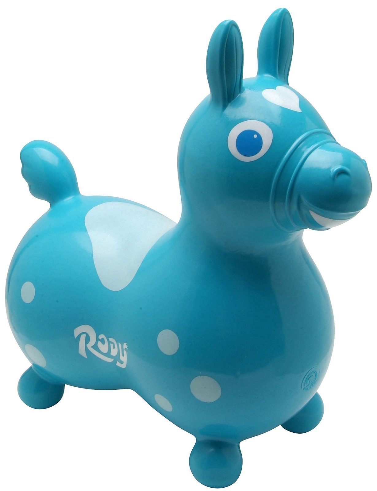 Gymnic Rody Horse - Teal by Gymnic
