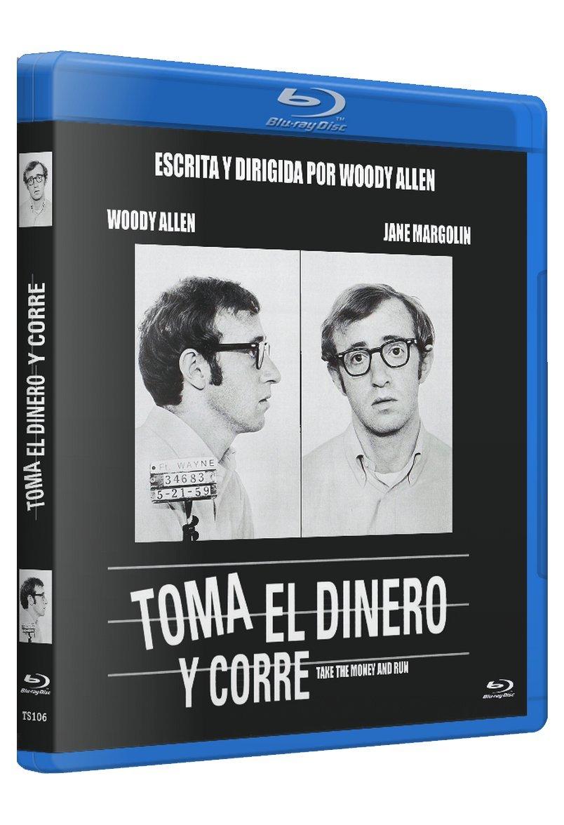 Toma el dinero y corre [Blu-ray]: Amazon.es: Woody Allen, Janet ...