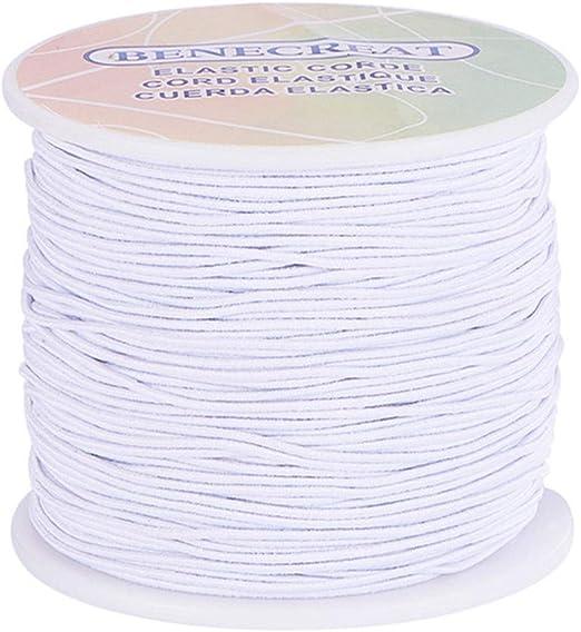 1MM de espesor Elija entre 10 Colores 3 metros de hilo elástico