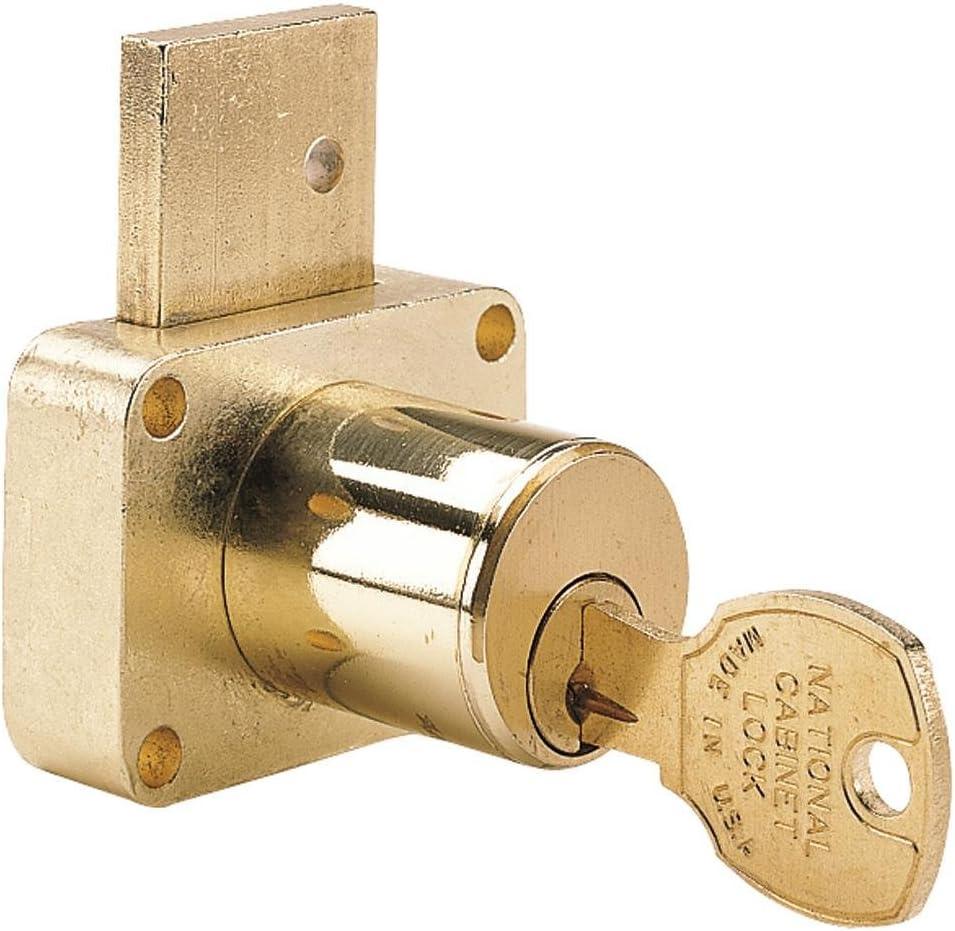 Surface Mounted Pin Tumbler Drawer Lock
